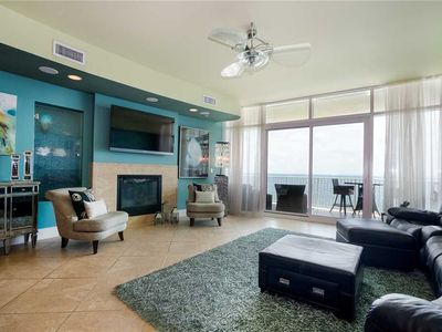 Photo for Turquoise Place 1206D: 3 BR / 3.5 BA condo in Orange Beach, Sleeps 6