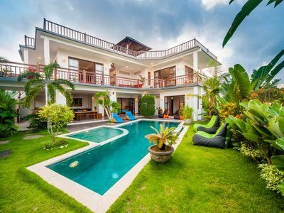 Photo for Catlover Private Villa Ocean Full View