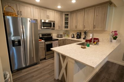 Remodeled kitchen from start to finish! August 2019.