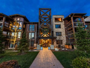 Silver Baron Lodge, Park City, UT, USA