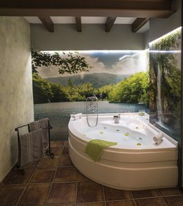 Photo for Rural house with special jacuzzi for couples