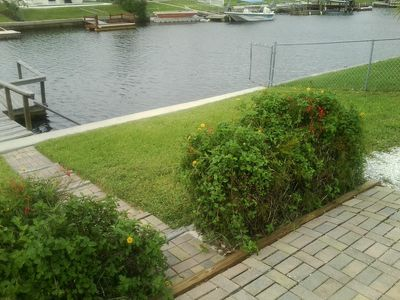 Photo for Canal-Front Home w/Dock, Beautifully Furnished, Wifi, Fishing