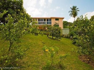 Photo for Comfortable villa in a tropical orchad of 2000 m2