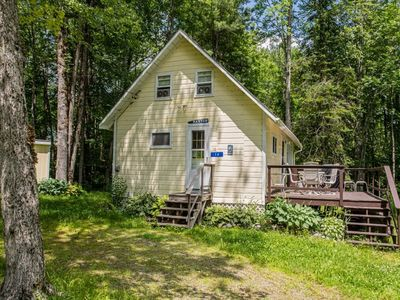 Photo for Centrally Located Lakefront Home with Dock on Damariscotta Lake