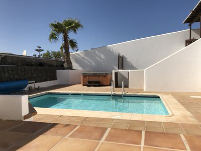 Photo for Lovely Villa With Private Pool, Hot Tub,Sea Views and Free WIFI.
