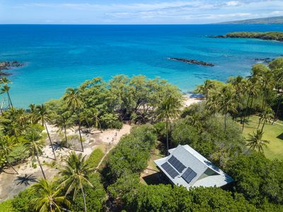 Waialea Bay 3-bedroom home located just steps away from the ocean