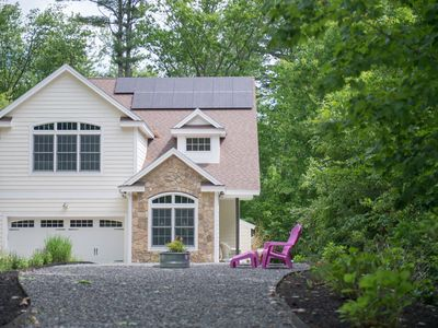 Photo for Close to Long Sands Beach, private setting, gorgeous home with luxury!