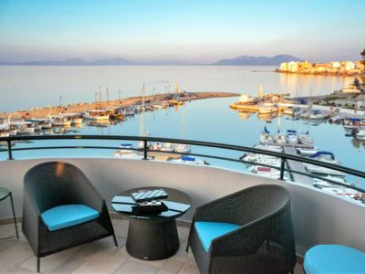Photo for MARINA VIEW Luxury Sea Front Apartment