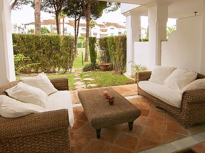 Photo for Apartment El Presidente in Estepona - 4 persons, 2 bedrooms