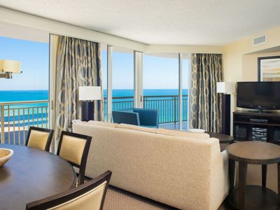 Photo for Apartment Beachfront in Miami/Sunny Isles - 6 persons, 2 bedrooms