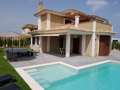 Photo for Villa Aitana Mallorca. Place of dream, nature, tranquility and relax.