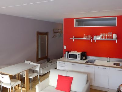 Photo for Apartment in the center of Siviez with Lift, Parking, Internet, Balcony (37769)