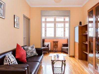 Photo for Charming and cozy 2 Bed in GRÀCIA