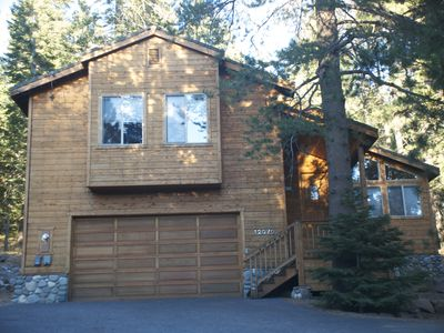 Photo for Family Friendly Tahoe Donner Gem! This House Has It All, Including Location.