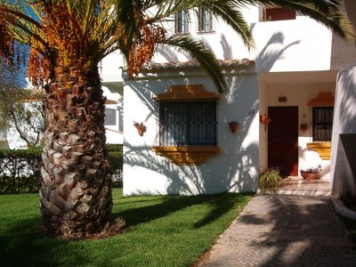 Photo for T1 with BBQ, AC, Wi-Fi and Fireplace - Vale Caranguejo, Tavira