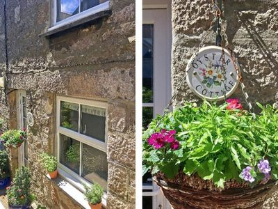 Photo for OYSTER COTTAGE, pet friendly in Porthleven, Ref 1002656