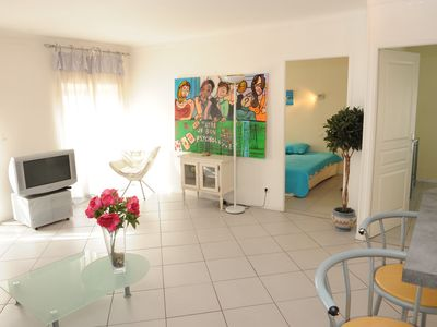 Photo for Charming apartment 3 p in the center of Cannes 3 minutes walk from the Croisette