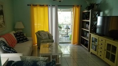 Photo for Private Beach on the Intercoastal, amazing Sunsets, Comfortable, Clean, Complete