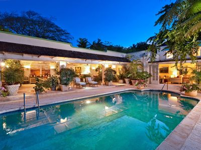 Photo for Barbados Beach House With Private Pool, A Covered Patio And Close To Amenities