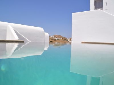 Photo for 2BR Apartment Vacation Rental in Mikonos