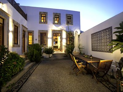 Photo for The Most SPACIOUS Luxury Villa in the Heart of Lindos