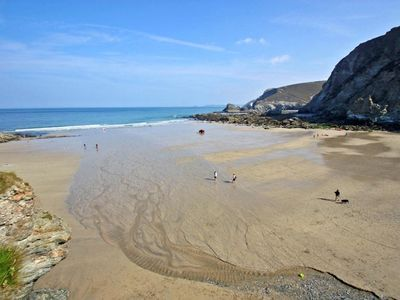Photo for SEA THRIFT, pet friendly, with open fire in St Agnes, Ref 959460