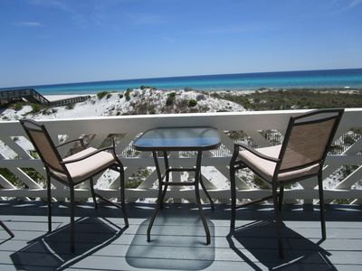 Photo for Ultimate Privacy!  Gulf Front, Panoramic Views! Convenient Location, Pets OK