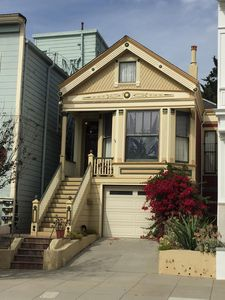 Photo for Pre-1900 Victorian Home in Noe Valley/Castro w/Parking & Utilities - Furnished