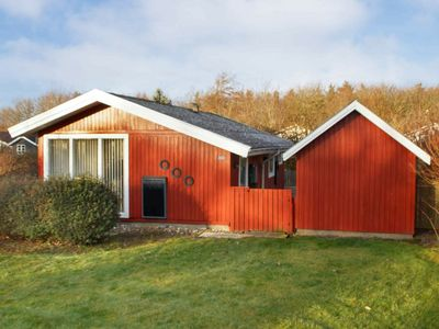 Photo for Serene Holiday Home in Jutland with Terrace