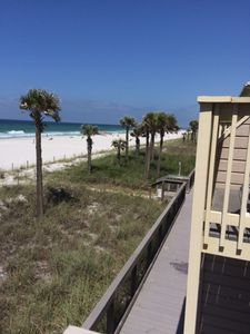 Photo for 9-7 to 9-12  175 per night ON THE WATER  with garage! Steps from sand