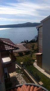 Photo for Nice apartment with sea view, garden and terrace, free Wi-Fi