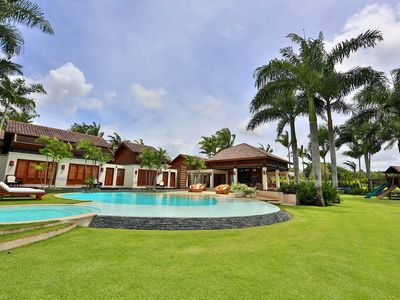 Photo for Spectacular Ocean and Golf Course Views / Luxurious Villa
