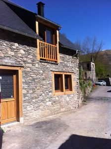 Photo for Pretty barn restored and exposed stone, entirely new.