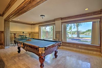 Look forward to many billiards tournaments with your travel companions.