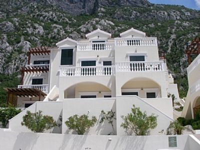Photo for First Floor Apartment with Amazing Panoramic Views of Kotor Bay