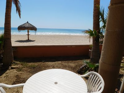Photo for La Jolla Beach Front Condos 2 Bedroom/2 Bath located in San Jose del Cabo Mexico