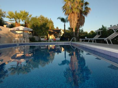 Photo for 3 bedroom Villa, sleeps 8 with Pool, Air Con, WiFi and Walk to Beach & Shops