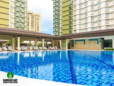 Photo for Brand New Condo (Fully Furnished) with Fast WIFI & Cable TV
