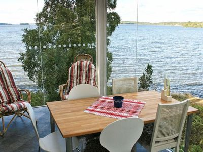 Photo for Vacation home Färingsö in Färentuna - 5 persons, 1 bedrooms