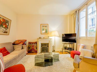 Cosy apartment Luxembourg garden area