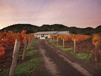 Photo for Charming, Well Located, 6.4 Acre Napa Valley Home with Views