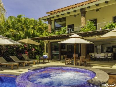 Photo for 4BR House Vacation Rental in Nuevo Vallarta, Nayarit
