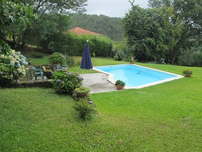 Photo for cottage with garden and pool