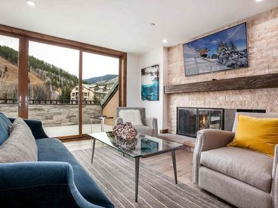 Photo for 5th Floor Panoramic Views, Beaver Creek Lodge Condo, Newly Upgraded, Convenient to Lifts & Village!