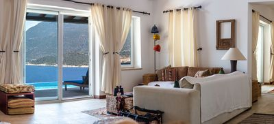 Photo for Exceptional Villa Private Pool Incredible Mediterranean View
