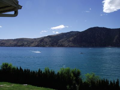 Photo for 3 Bedroom Condo on Lake Chelan - Fabulous View!