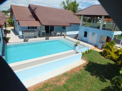 Photo for Villa with large pool and garden