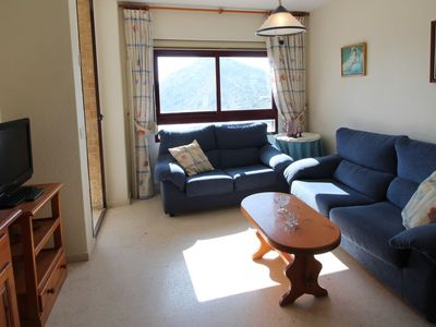 Photo for Apartment Cala Blanca in Benidorm - 4 persons, 2 bedrooms