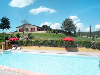 Photo for Apartment Residence Girasole (MVC132) in Montecatini Val di Cecina - 2 persons, 1 bedrooms