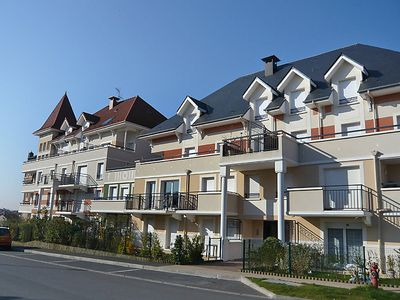 Photo for 2 bedroom Apartment, sleeps 6 in Cabourg with WiFi